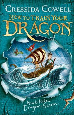 How to Train Your Dragon: How to Ride a Dragon's Storm: Book 7