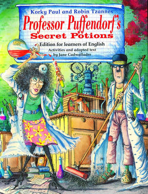 Professor Puffendorf's Secret Potions Storybook