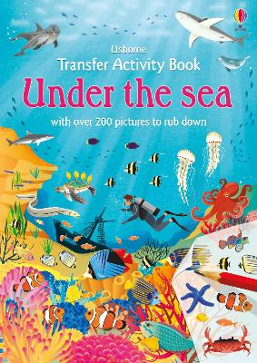 Under the Sea Transfer Activity Book