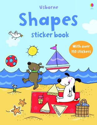 Farmyard Tales First Sticker Book: Shapes