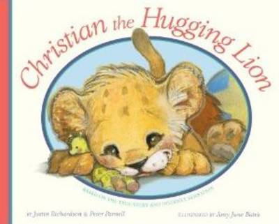 Christian, the Hugging Lion