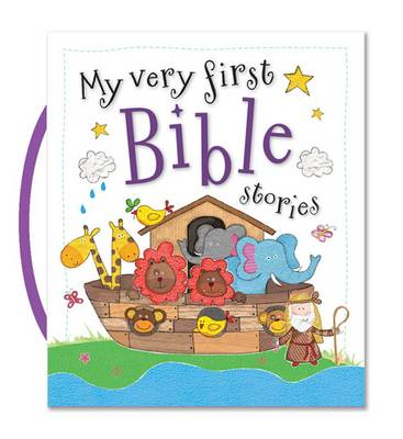 My Very First Bible Stories (With Handle): My Very First Bible Stories