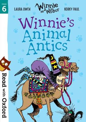 Read with Oxford: Stage 6: Winnie and Wilbur: Winnie's Animal Antics
