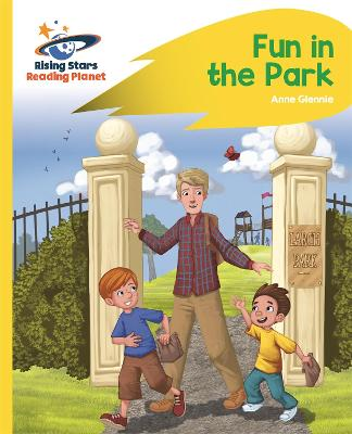 Reading Planet - Fun in the Park - Yellow: Rocket Phonics