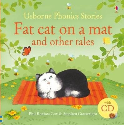 Fat cat on a mat and other tales + CD