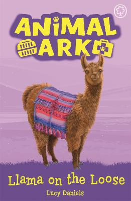 Animal Ark, New 10: Llama on the Loose: Book 10