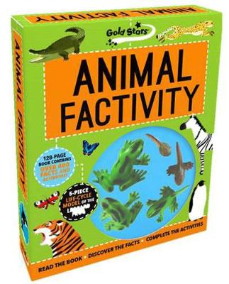 Gold Stars Factivity Animal Factivity: Read the Book, Discover the Facts, Complete the Activities