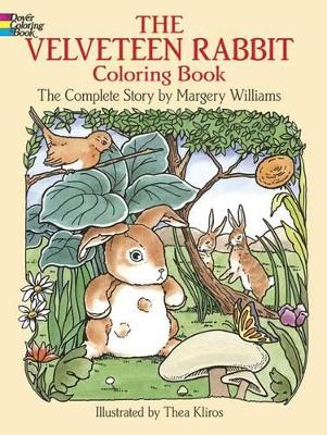 The Velveteen Rabbit Colouring Book: The Complete Story