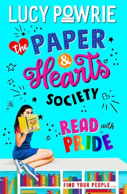 The Paper & Hearts Society: Read with Pride: Book 2
