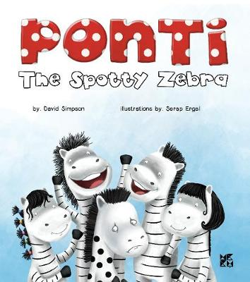 Ponti The Spotty Zebra