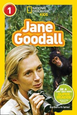 National Geographic Reader: Jane Goodall (L1)