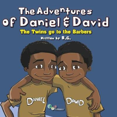 The Adventures of Daniel & David: The Twins go to the Barbers