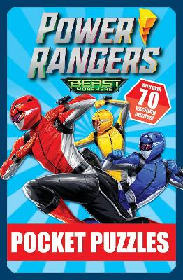 Power Rangers Beast Morphers Pocket Puzzles