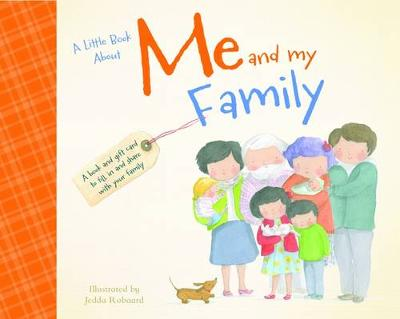 A Little Book About Me and My Family