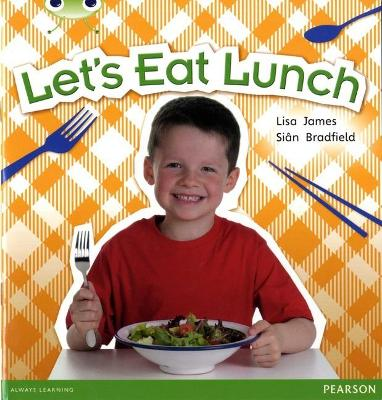 Bug Club Blue A (KS1) Let's Eat Lunch 6-pack