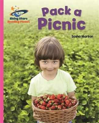Reading Planet - Pack a Picnic - Pink A: Galaxy