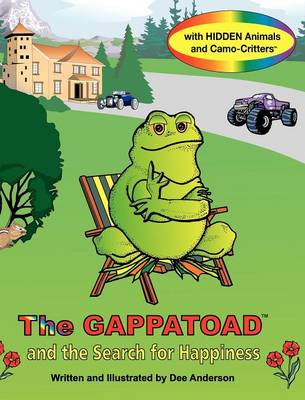 The Gappatoad and The Search for Happiness with Hidden Animals and Camo-Critters