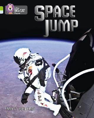 Space Jump: Band 11 Lime/Band 17 Diamond
