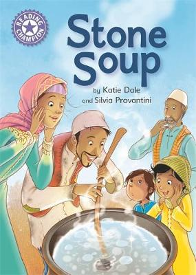 Reading Champion: Stone Soup: Independent Reading Purple 8