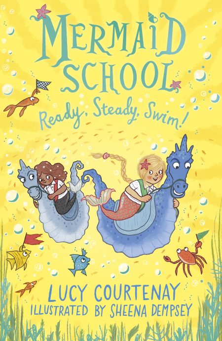 Mermaid School: Ready, Steady, Swim!