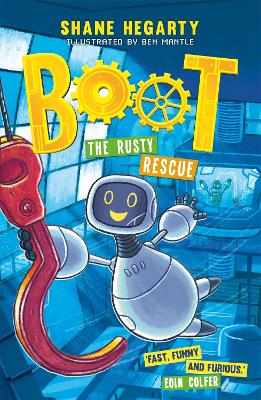 BOOT: The Rusty Rescue: Book 2