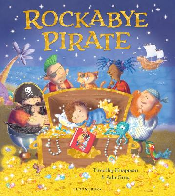 Rockabye Pirate