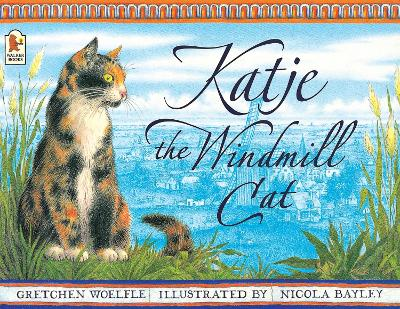 Katje the Windmill Cat