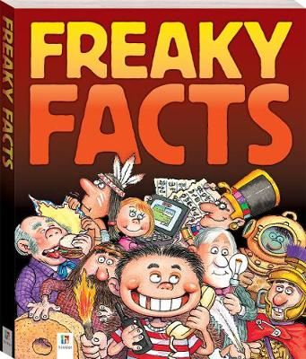 Freaky Facts (Large Flexibound)