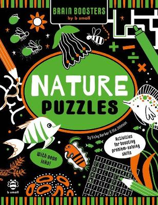 Nature Puzzles: Activities for Boosting Problem-Solving Skills