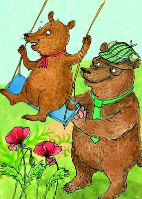 Goldilocks And The Three Bears: (A Story Card)