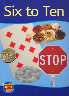 Six to Ten Reader: One to Ten