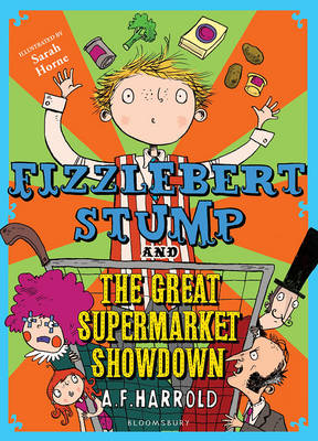 Fizzlebert Stump and the Great Supermarket Showdown