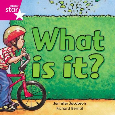 Rigby Star Independent Pink Reader 7: What is it?