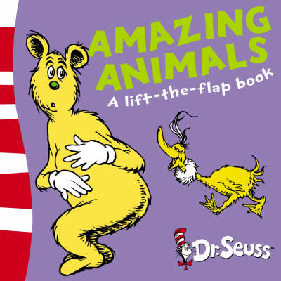 Amazing Animals: A Lift-the-Flap Book