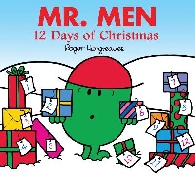 Mr. Men: 12 Days of Christmas