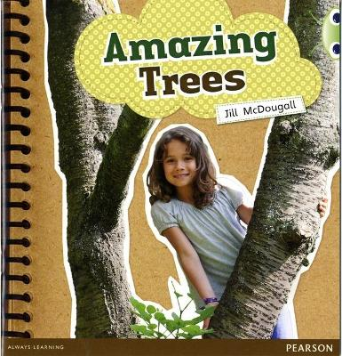 Bug Club Green A Amazing Trees 6-pack