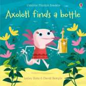 Axolotl Finds a Bottle