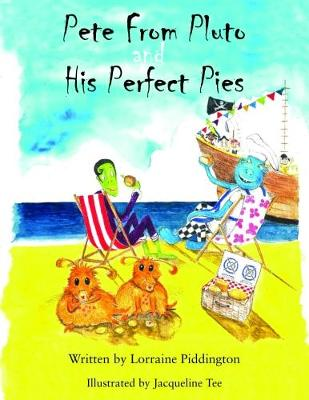 Pete from Pluto and His Perfect Pies