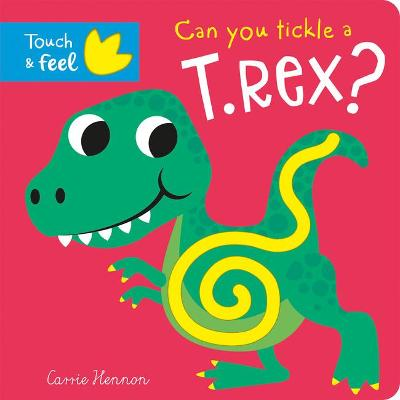 Can you tickle a T. rex?