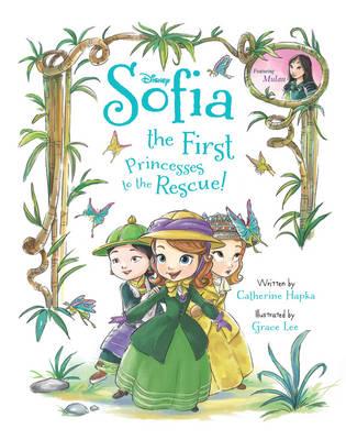 Disney Sofia the First Princesses to the Rescue