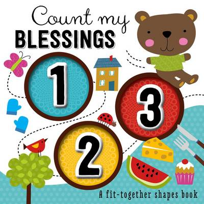 Count My Blessings: A Fit Together Shapes Book