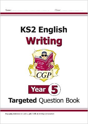 New KS2 English Writing Targeted Question Book - Year 5