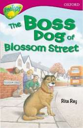 Oxford Reading Tree: Level 10: Treetops Stories: Boss Dog of Blossom Street