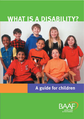 What is a Disability?: A Guide for Children
