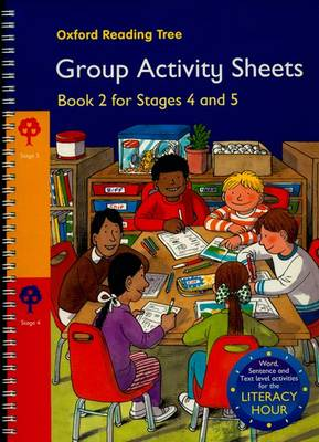 Oxford Reading Tree: Stages 4-5: Book 2: Group Activity Sheets