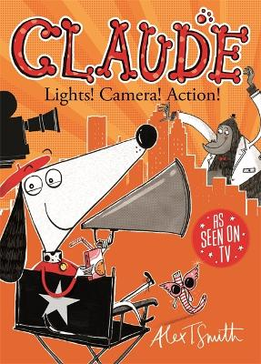 Claude: Lights! Camera! Action!