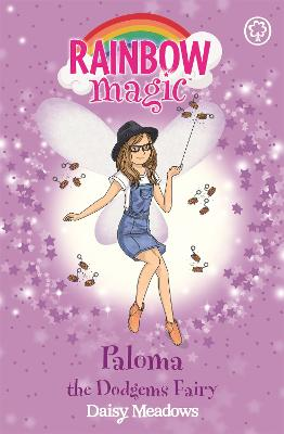 Rainbow Magic: Paloma the Dodgems Fairy: The Funfair Fairies Book 3