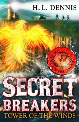 Secret Breakers: Tower of the Winds: Book 4