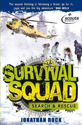 Survival Squad: Search and Rescue: Book 2