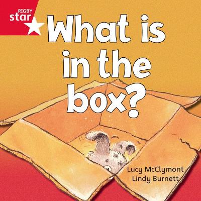 Rigby Star Independent Red Reader 2: What is in the Box?